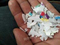 长期回收各种废旧塑料