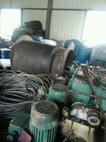 高价回收铁废铜、不绣钢