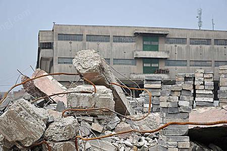承接各种旧厂房拆迁