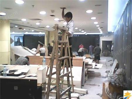 专业承接商场拆除