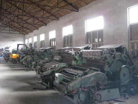 长期回收大型机械设备