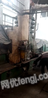 处理旧97年1500KW汽轮发电机组配8吨锅炉