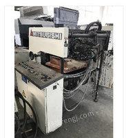 印刷公司北人四开四色胶印机网络拍卖
