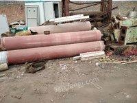 河南沁阳市夏庄二手造纸设备市场