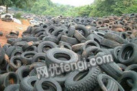 炼油厂大量回收轮胎,废旧轮胎,口圈,毛丝,小钢丝胎