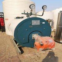 甘肅武威出售精品0.5噸燃氣燃油蒸汽鍋爐