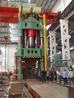 江苏苏州出售8000吨水压机