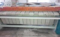 急售山西太原2.2米烫平机 2.5米烫平机 布草床单被罩熨平机