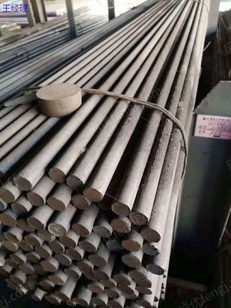 出售圆钢650吨,长度6到9米,