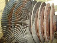 山东淄博出售1台二手小型大型汽轮发电机组电议或面议
