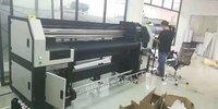 广东广州赛图网带机,可打印玻璃贴,静电贴,透明材料,皮革材料,软包材料,