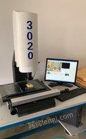 江苏苏州二次元测量仪器  12000元便宜出售