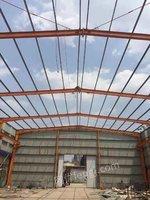 供应二手钢结构厂房,型钢建材,物资,金属资源,工业废料,机械设备等。