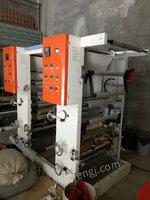 广东佛山出售1台600二手凹印机18000元