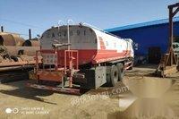 辽宁抚顺出售两台绿化洒水车可送热水 20.5万元