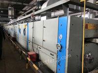 出售2010年力根定型机10箱2.5/2.7米天然气定型机!