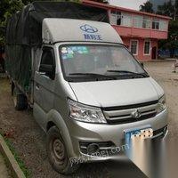 广西桂林九成新小货车转让 4.68万元
