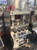 低价出售19冲-37冲旋转式压片机设备九成新机器精良