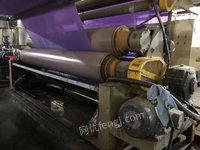 出售2013年台湾力根定型机 3200型 9节 天然气加热 二手定型机!