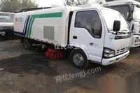 山东菏泽转让二手扫路车各种吨位各种型号