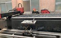 江苏常州出售二手庆源500w激光切割机一台 65000元