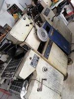 印刷厂处理单色印刷机4台.日本富士大四开双色双面印刷机1台.闲置.询价,