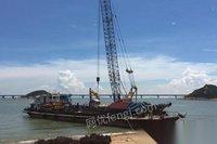 广东珠海转让履带吊5O吨 7成新