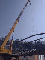 河北石家庄转让铁象25吨吊车