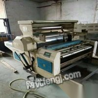 浙江金华长期收购覆膜机,切机印刷机