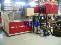 陕西西安出售3台瑞士索曼 德国保费罗滚丝机
