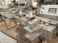 山东济宁出售1台口罩活性碳全自动灌装机二手安防设备电议或面议