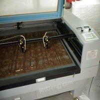广东深圳出售木板。亚克力。皮布等激光切割机 7500元