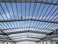 供應拆遷二手鋼結構廠房舊鋼結構廠房
