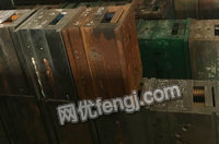 采购广东深圳1吨废铁铸造料电议或面议二手模具