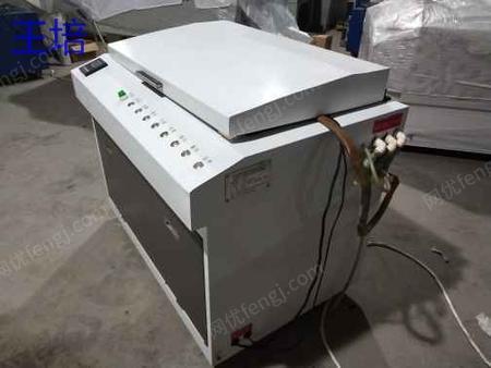 低价转让CTP冲版水处理设备一台