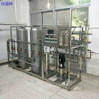 出售二手500单机水处理设备