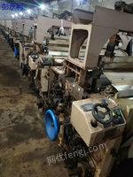 出售二手190小龙头喷水织机机60台,2012年的高配机,龙头苏美特!