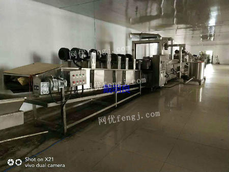Long-term purchase&sale of whole potato chips production line,various food production lines