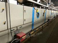 出售2500/2800台湾力根定型机 10箱 2010年 天燃气加热 二手定型机