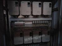 出售浙江立成2米6中压蒸汽定型机 12箱 2012年 成色佳!