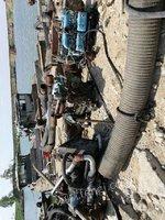 处理库存二手柴油机,沙棒,各类船拆解用品