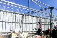 江苏苏州求购555555平方米彩彩钢瓦棚拆建 钢结构设计安装 夹层拆除