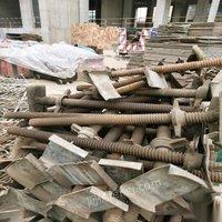 宁夏银川购销钢管、扣件、工字钢等废旧钢材
