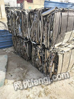 河北大量回收廢不銹鋼壓塊