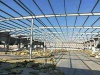 泛华钢构常年出售回收:二手钢结构