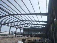 處理二手鋼結構廠房,舊鋼結構,舊鋼結構廠房,型鋼建材,庫存物資