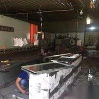 处理旧甘肃兰州4米剪板机折弯机