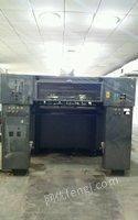 广东佛山特价转让2010年700四色印刷机