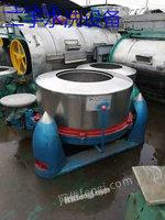 出售闲置各种水洗机械二手洗脱机,型号品种齐全,欢迎选购!