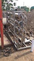 出售6吨不锈钢反渗透设备 不锈钢大过滤膜